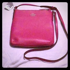 New- Coach- Crossbody bag